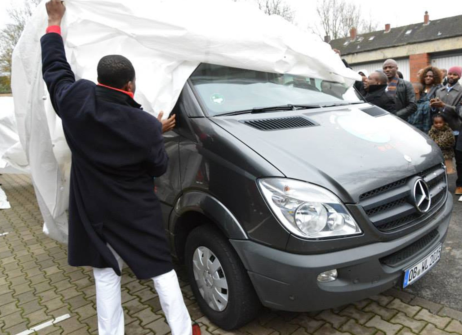 Unveiling Our New Transport Bus